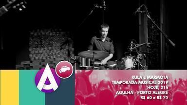 Agenda Cultural: veja as atrações para o final de semana no RS - Assista ao vídeo.