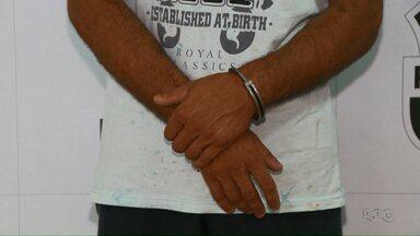 Homem é preso suspeito de estuprar menino de 12 anos em Araucária - Ele teria estuprado o menino seis vezes, de acordo com a polícia.