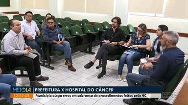 Prefeitura de Maringá vai rever contratos com hospitais - Município alega erros em cobrança de procedimentos
