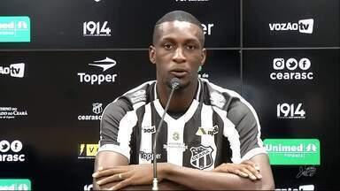 Ceará apresenta William Oliveira - Confira as novidades do Vovô