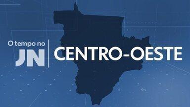 Veja a previsão do tempo para este sábado (12) no Centro-Oeste - Veja a previsão do tempo para este sábado (12) no Centro-Oeste