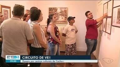 Veja as opões de passeio por centros culturais de Cachoeiro - Circuito turístico é feito na cidade.