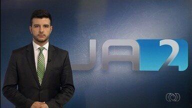 Veja os destaques do JA 2ª Edição desta sexta-feira (11) - Entre os principais assuntos está anúncio do governador de Goiás de que irá quitar dívidas do Bolsa Universitária.