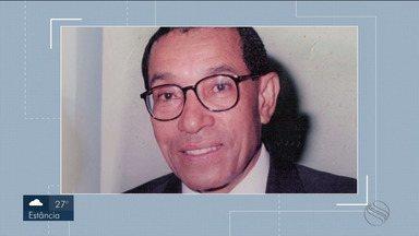 Conselheiro aposentado do TCE Hildegards Azevedo morre aos 82 anos - Corpo foi sepultado em cemitério de Aracaju.