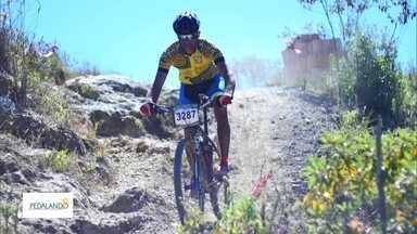 Repórter encara prova de mountain bike em Diamantina (MG) - Foram dois dias de competição, mais de 160 km de pedaladas com muita subida.