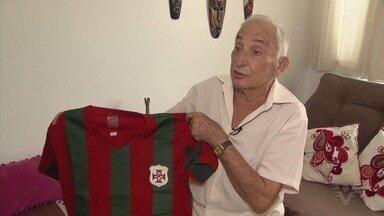 Ex-árbitro Romualdo Arppi Filho completa 80 anos - Romualdo, que apitou a Copa de 86, celebra 80 anos e conta curiosidades sobre a carreira.