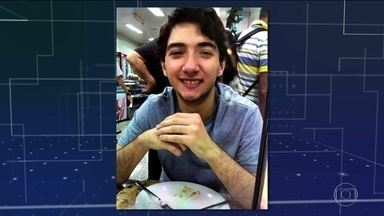 Jovem de 17 anos é baleado na cabeça indo à praia na região metropolitana do Rio - Daniel e o pai estavam de carro na BR-101. Segundo testemunhas, 20 bandidos armados de fuzis bloquearam a pista numa tentativa de assalto.