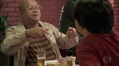 Rodízio de Pizza - Você disse Rodízio?!