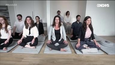 Aplicativos de meditação movimentam US$ 1 bilhão