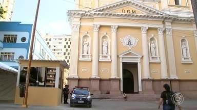 Prefeitura cancela inauguração da guarita da GCM no Centro de Sorocaba - A Prefeitura de Sorocaba (SP) cancelou, por tempo indeterminado, a inauguração da guarita da Guarda Civil Municipal, na Praça Coronel Fernando Prestes, no Centro da cidade.