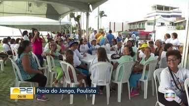 Projeto Orla Viva oferece serviços de saúde, lazer, cultura e esportes em Paulista - Atividades acontecem em três pontos da praia do Janga, desta sexta (18) até o dia 2 de fevereiro.