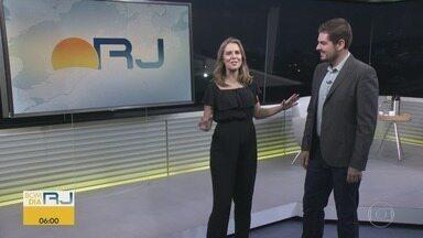 Bom Dia RJ - Edição de sexta-feira, 18/01/2019 - As primeiras notícias do Rio de Janeiro, apresentadas por Flávio Fachel, com prestação de serviço, boletins de trânsito e previsão do tempo.
