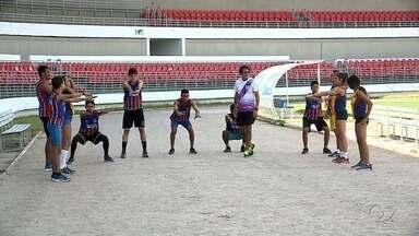 Com treino e disciplina, Seleção Alagoana de Atletismo se prepara para 2019 - Em 2018, a seleção do estado foi destaque nas competições.