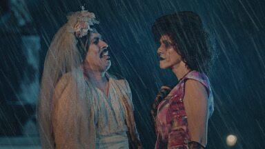 Episódio 2 - Francis decide fazer um filme de terror, usando o vestido de noiva da falecida esposa de Olegário. Porém, mexer com a memória de Rebeca pode não ser uma boa ideia.