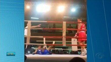 Pugilista alagoano Kadu vence confronto de boxe realizado em Recife - Carlos Eduardo Duarte vem se preparando para os próximos desafios de 2019.
