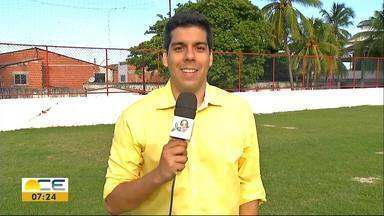 Ferroviário e Ceará decidem primeiro título de 2019 - Kaio Cézar comenta os destaques do bloco de Esportes.