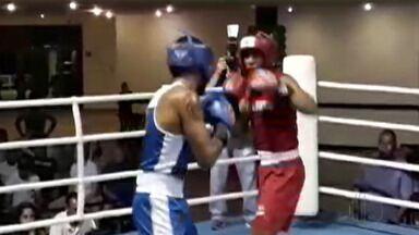 Confira os resultados da Forja de Campeões de boxe - Nos sessenta quilos, Vinicius Torralvo, da associação Shark Man de Suzano, venceu Walison campos, da Amees/Mogi, por nocaute técnico.