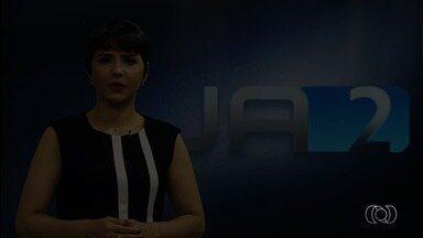 Veja os destaques do JA 2ª Edição deste sábado (19) - Entre os principais assuntos está vídeo que mostra acidente com carro da PM em Jataí.