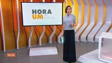 Hora 1 - Edição de segunda-feira, 21/01/2019 - Os assuntos mais importantes do Brasil e do mundo, com apresentação de Monalisa Perrone