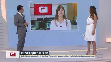 G1 no BDMG: Festival em BH dá visibilidade às questões que envolvem transexuais no Brasil - Debates, oficinas e shows gratuitos fazem parte da programação da 1ª edição do Festival Transviva.