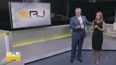 Bom Dia RJ - Edição de segunda-feira, 21/01/2019 - As primeiras notícias do Rio de Janeiro, apresentadas por Flávio Fachel, com prestação de serviço, boletins de trânsito e previsão do tempo.