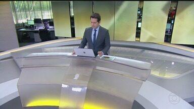 Jornal Hoje - Edição de segunda-feira, 21/01/2019 - Os destaques do dia no Brasil e no mundo, com apresentação de Sandra Annenberg e Dony De Nuccio