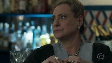 Mirtes implica com presença de João Inácio e Stefânia na inauguração - Ela não perde a chance de provocar Stella