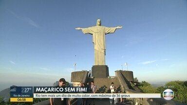 Veja a previsão do tempo para esta terça-feira (22) no Rio - Veja a previsão do tempo para esta terça-feira (22) no Rio
