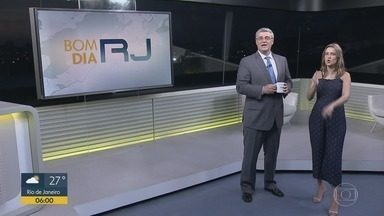 Bom Dia RJ - Edição de terça-feira, 22/01/2019 - As primeiras notícias do Rio de Janeiro, apresentadas por Flávio Fachel, com prestação de serviço, boletins de trânsito e previsão do tempo.