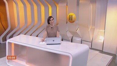 Hora 1 - Edição de quinta-feira, 24/01/2019 - Os assuntos mais importantes do Brasil e do mundo, com apresentação de Monalisa Perrone