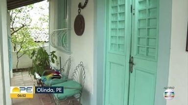 Moradores de Olinda alugam casas para o carnaval; veja cuidados com negociação e contrato - Advogado explica que estabelecimento de contrato garante direitos de quem anuncia a casa e de quem faz o aluguel.