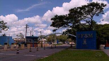 Ano letivo da UFSM começa com orçamento reduzido em 60% - As obras iniciadas na universidade serão atrasadas.