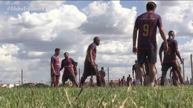 Toledo recebe o Paraná Clube de olho na semifinal - Após empate fora de casa com o Coritiba, Porco encara outro time da capital, desta vez no estádio 14 de Dezembro