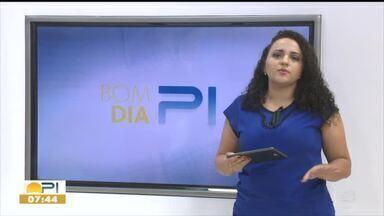 Polícia divulga vídeo de suspeitos de matar vigia é destaque do G1 no Bom Dia Piauí - Polícia divulga vídeo de suspeitos de matar vigia é destaque do G1 no Bom Dia Piauí
