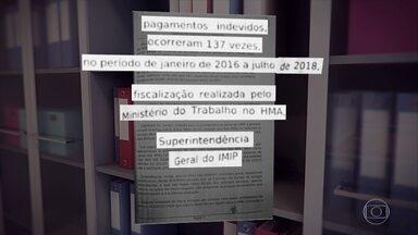 Polícia procura ex-diretor de hospital suspeito de desviar R$ 2,2 milhões em verbas - Rodrigo Cabral de Oliveira teve a prisão preventiva decretada e é considerado fugitivo pela justiça. Dinheiro era do Hospital Miguel Arraes.