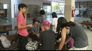 Veja como está a onda do K-POP em João Pessoa - Alguns adolescentes vão dançar no Espaço Cultural.