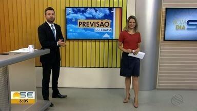 Confira a previsão do tempo para esta quinta-feira - Michele Costa atualiza como fica a situação em Sergipe.