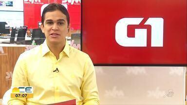 Policial Rodoviário Federal é condenado a 14 anos de prisão - Reveja os destaques do G1 Ceará.