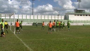 Nesta quinta, CSA enfrenta o Murici no Rei Pelé - Azulão tenta manter a vice-liderança do Alagoano.