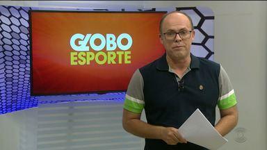 Globo Esporte CG: confira a íntegra do Globo Esporte PB desta quinta-feira (31.01.19) - Marcos Vasconcelos aborda as últimas notícias do esporte na Paraíba