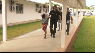 Operação Rapina: polícia prende trio acusado de assaltos em João Pessoa - Bandidos agiam há seis meses.