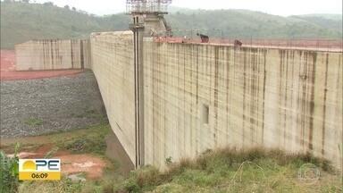 Governo anuncia reforço no monitoramento das barragens de PE - Em Pernambuco existem 442 barragens para armazenamento de água. Segundo a gestão estadual, nenhuma corre risco de rompimento.
