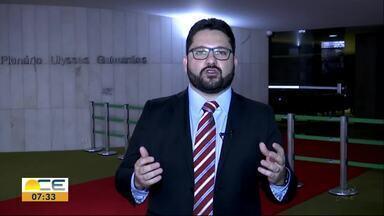 Deputadores federais e senadores tomam posse em Brasília hoje (1) - Veja o comentário de Inácio Aguiar.