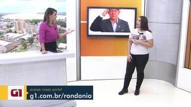 Destaques do G1 Rondônia - Com Ana Kézia Gomes