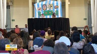 Projeto 'Teatro no Museu' ocorre neste sábado - Apresentações são gratuitas e ocorrem no Museu da Gente Sergipana, em Aracaju.