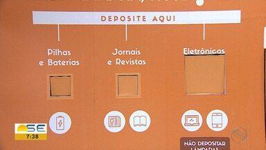 Entenda como fazer o descarte correto do lixo eletrônico - Algumas empresas incentivam os consumidores.