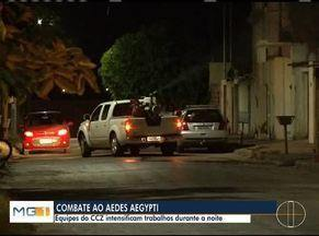 Equipes do CCZ intensificam trabalho de combate ao Aedes Aegypti - Primeiro LIRAa de Montes Claros deixou autoridades em alerta.