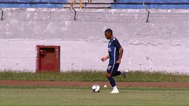 Londrina vende lateral-direito Matheuzinho para o Flamengo - Matheuzinho vinha se destacando no Londrina desde as categorias de base.