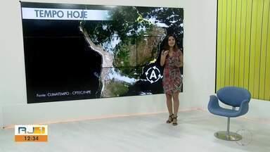 Confira a previsão do tempo para o interior do Rio nesta sexta (1º) - Assista a seguir.