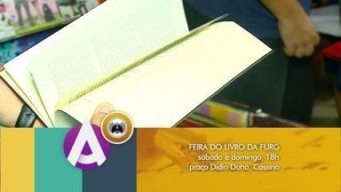 Veja os destaques da agenda cultural em Rio Grande - Shows de Anitta e Lucas Lucco e Feira do Livro da FURG são destaques no fim de semana na região.